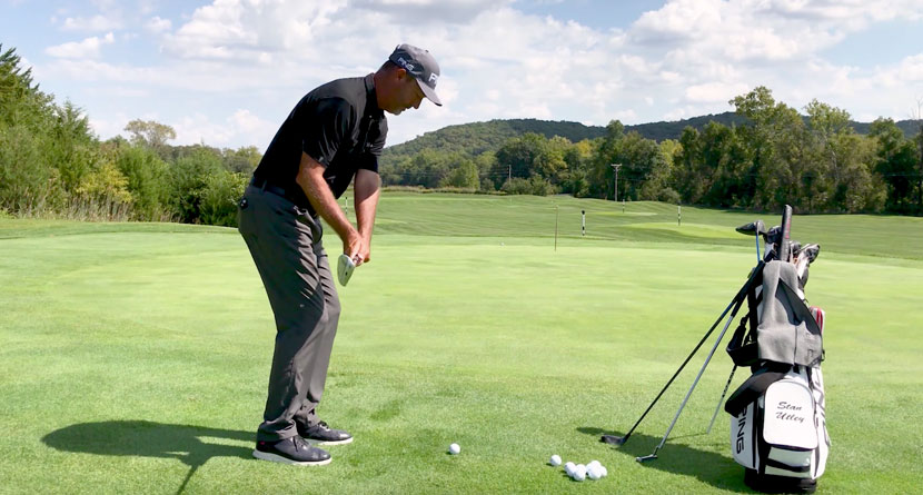 Chip Your Best With A Sand Wedge