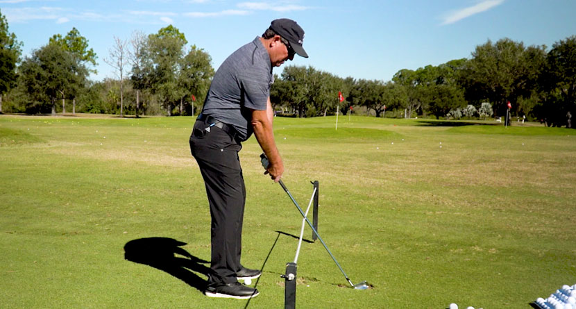 Improve Your Ball Striking With The Rope Aid