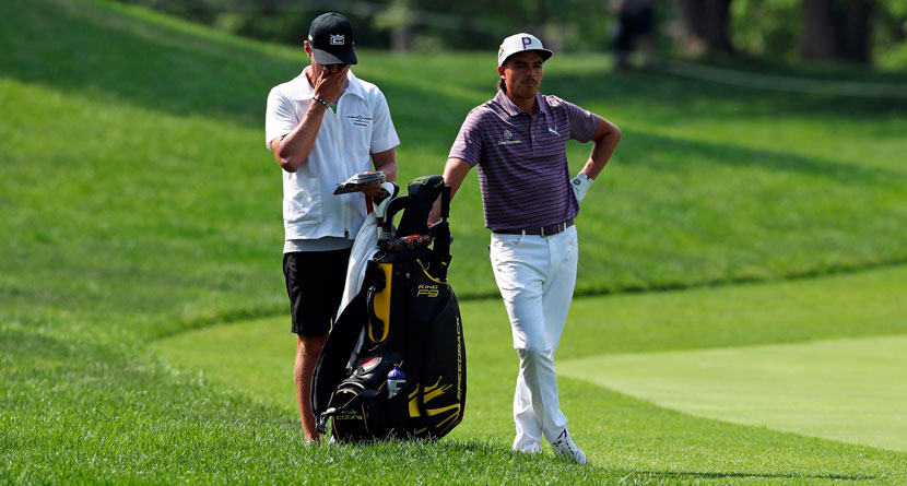 Tour Caddies Sound Off On Slow Play