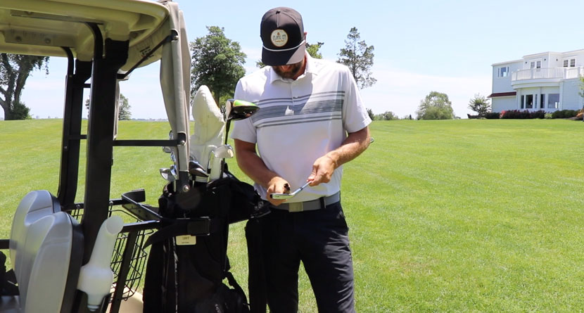 Best Way To Clean Your Clubs