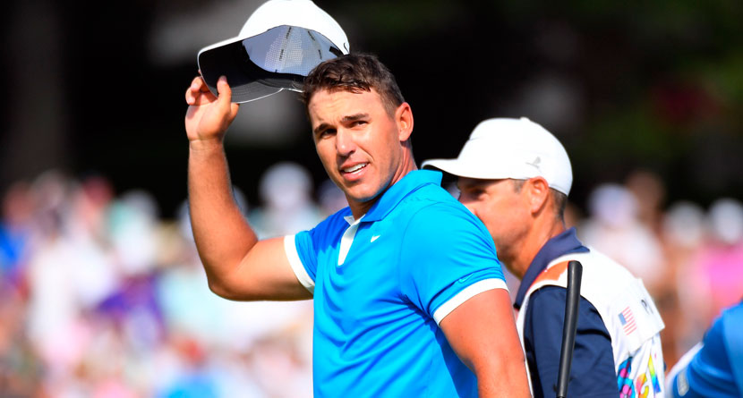 How Koepka Earned Nearly $5 Million On Sunday