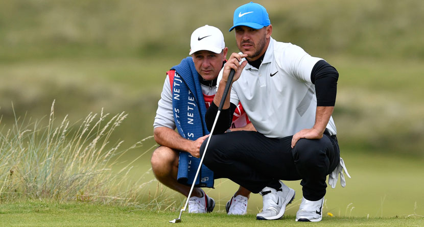 Koepka Subscribing To Self-Serving Narrative