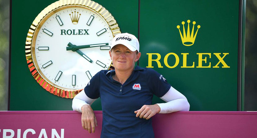 Pros Complain About Slow Play At Evian Championship