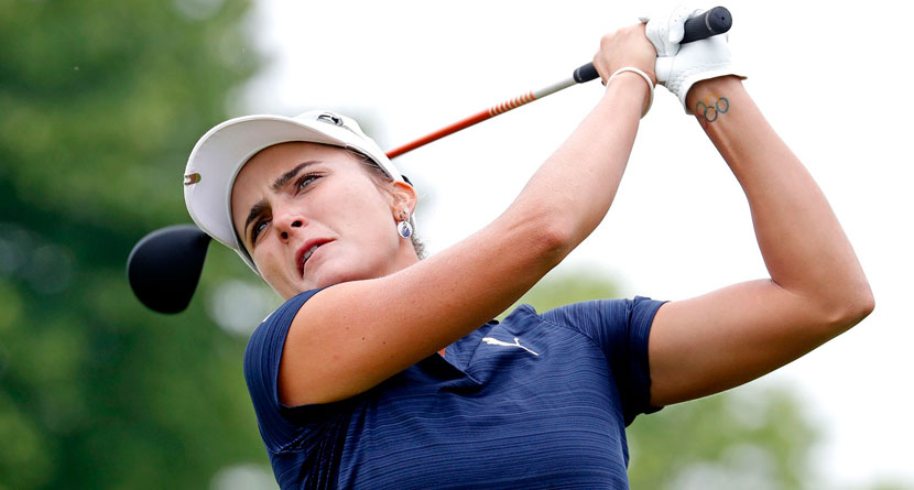 Lexi Criticizes Course Conditions After Missed Cut