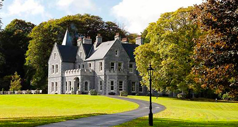Perfect Home Base For An Irish Golf Getaway