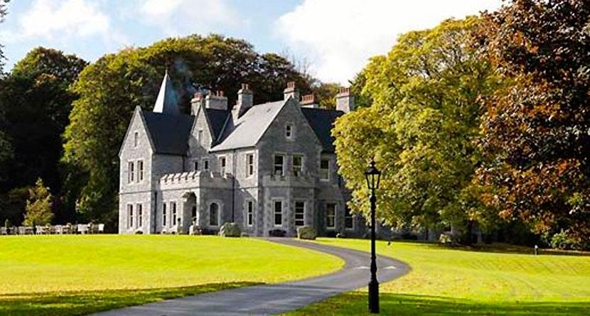 Perfect Home Base For An Irish Golf Getaway