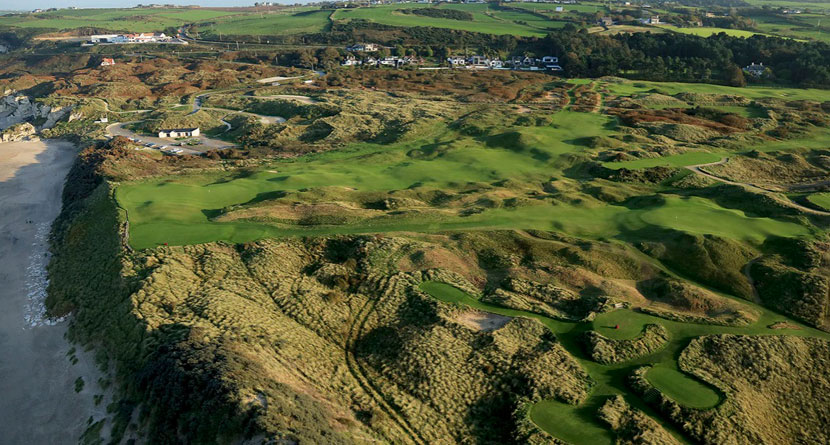 A Week On The Links Of Northern Ireland