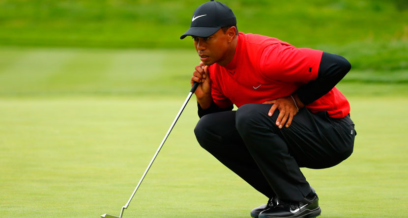 mcginley doubting tiger u0026 39 s chances at open championship