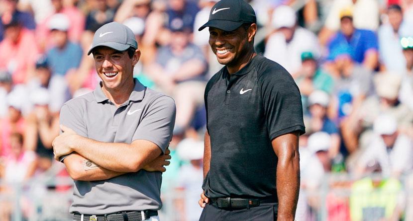 Tiger, Rory Rekindling Skins Game Format