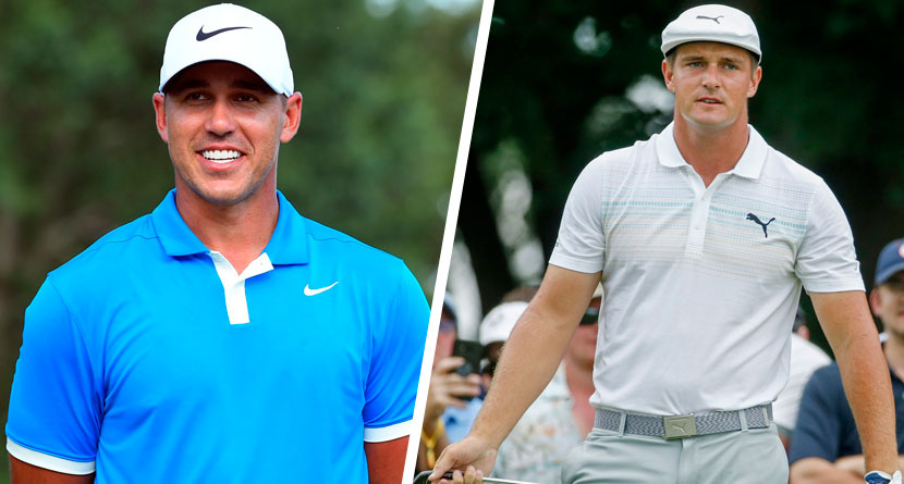 "DeChambeau: Koepka Would ""Kick My Ass"" In A Fight"