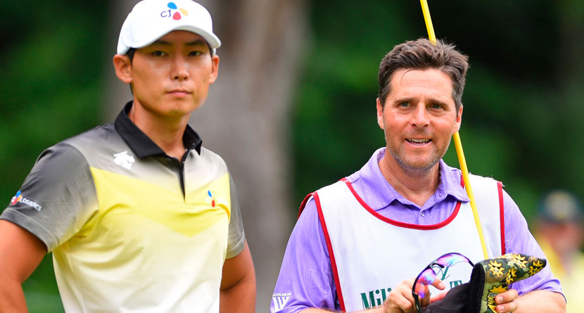 Tour Caddie Contemplated Suicide Prior To Win