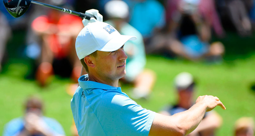 Chamblee Says Spieth On Edge Of Oblivion