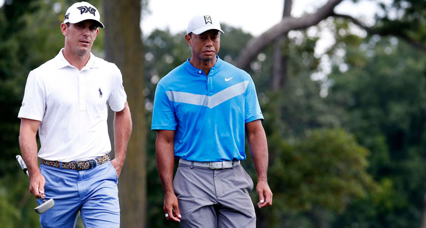 "Horschel Says Woods Should ""Play Better"" To Reach Atlanta"