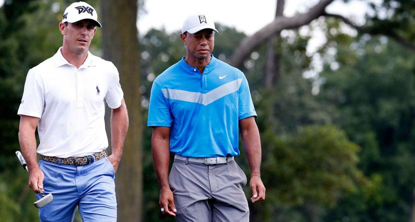 "Horschel Says Woods Should ""Play Better"" To Reach Atlanta"