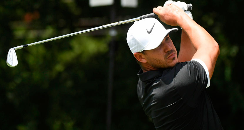Koepka Fires Back: Don't Have The Balls To Do It