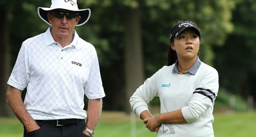 "Leadbetter Rips Ko's Parents' ""Unbelievable Ignorance"""
