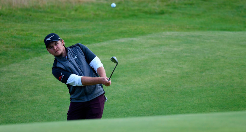 Pepperell Takes Another Shot At DeChambeau's Slow Play