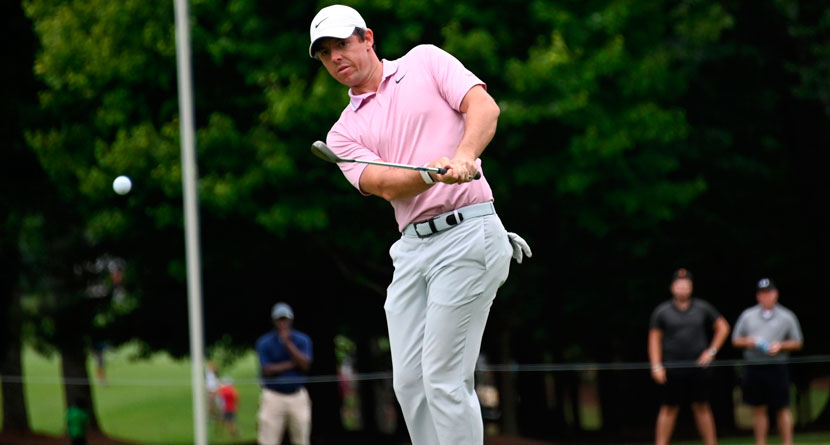 Lucky Break Saves McIlroy, Goes On To Win FedEx Cup