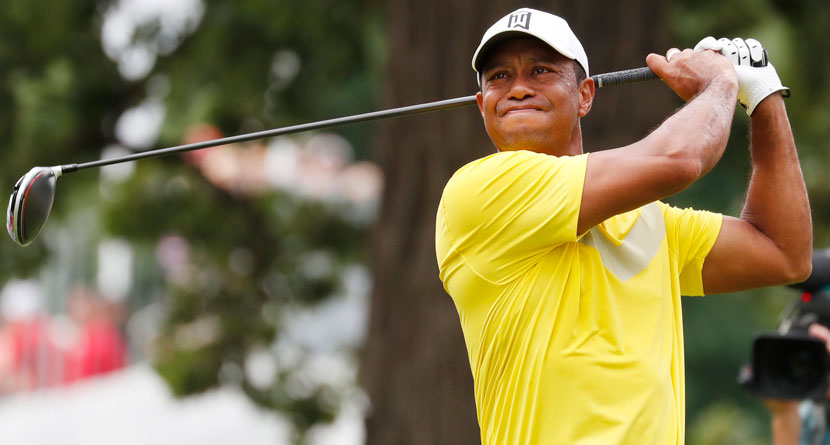 What Tiger Needs To Do To Make The Tour Championship