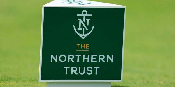 2019 Northern Trust Leaderboard