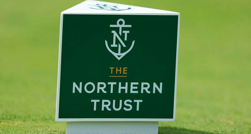 2019 Northern Trust Purse Payout
