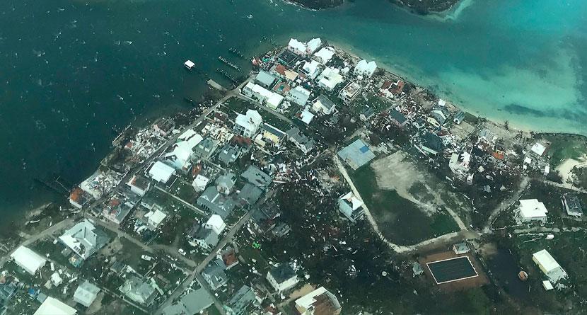 Hurricane Dorian Decimates Home Of Korn Ferry Tour Stop