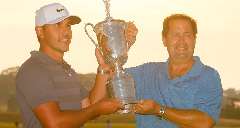 Koepka's Father Lashes Out At Chamblee On Social Media