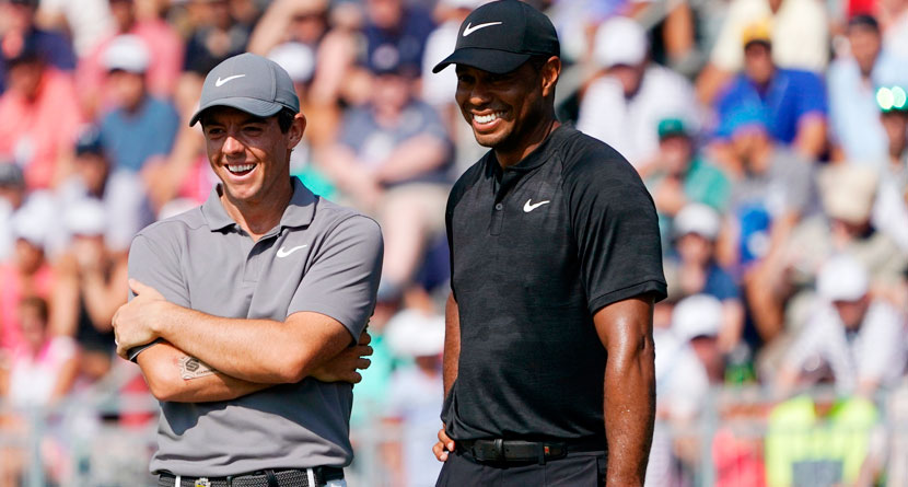 $350K Up For Grabs At Tiger, McIlroy Skins Match