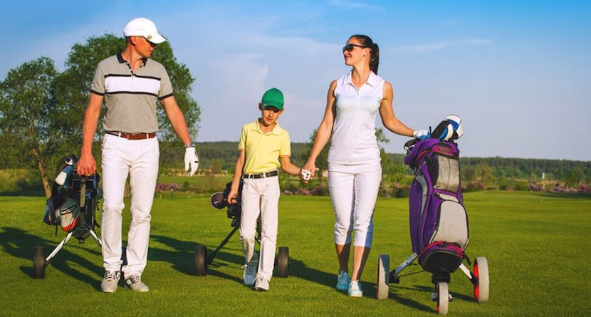 Last: Golf's Sustenance Intrinsically Linked To Family