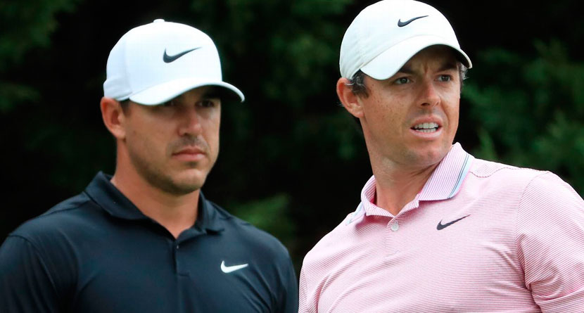 McIlroy Says A Koepka Rivalry Is Good For The Game