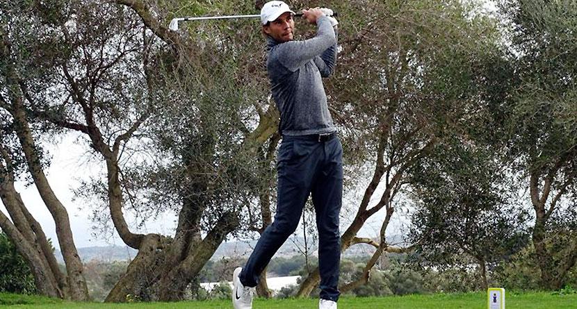 Nadal's Time Violation Reignites Golf's Slow-Play Debate