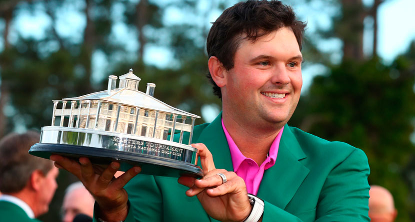 Reed Shows Off $300,000 Masters-Inspired Porsche