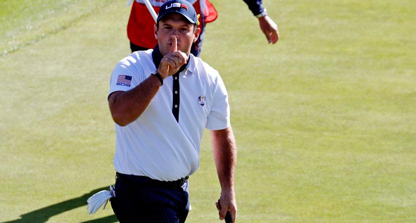 Reed Rebukes Villain Moniker At BMW PGA Championship