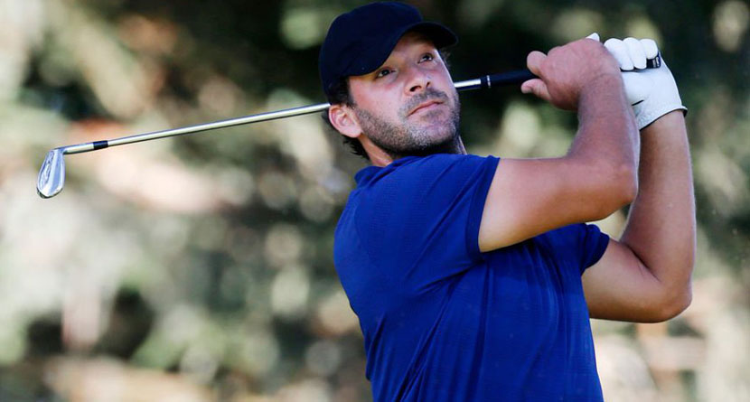 Romo Shoots 2-Under, Beats Phil And JT