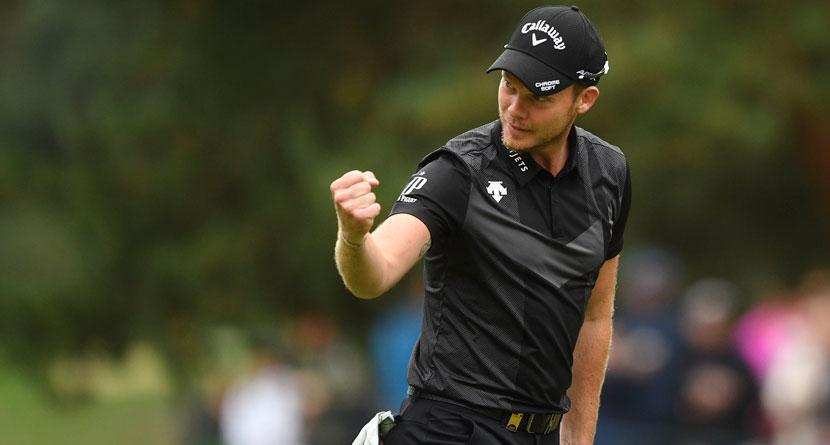 Willett Wins BMW PGA After Injuring Wrist Mid-Round