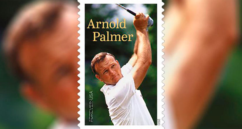 Palmer To Be Honored With USPS Forever Stamp