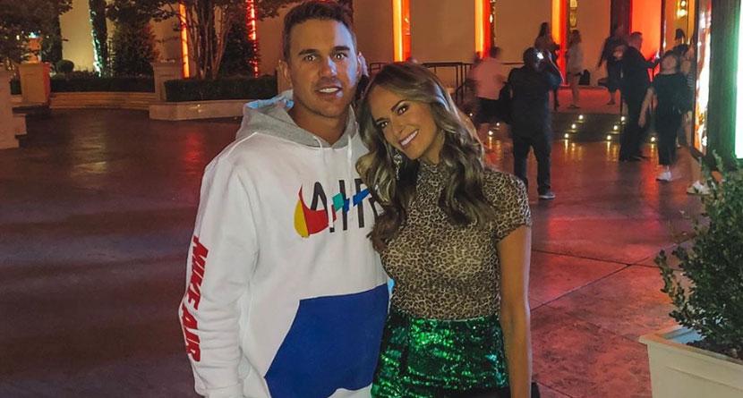 Koepka Enjoyed A Wild Night In Vegas After MC