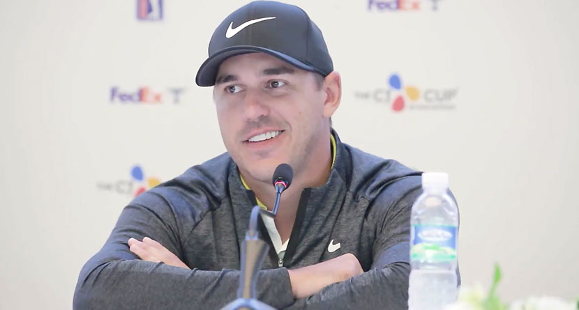 Koepka Brutally Shuts Down Notion Of McIlory Rivalry