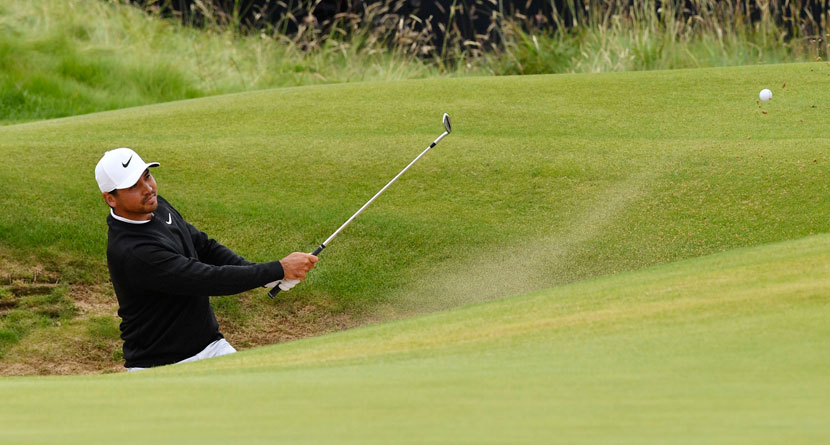 How'd He Hit That: Day's Sweet 6-Iron From A Greenside Bunker