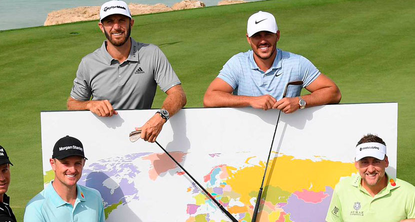 DJ, Koepka Commit To Controversial Saudi International