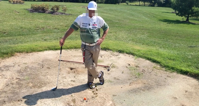 Use The New Rules To Your Advantage In Fairway Bunkers