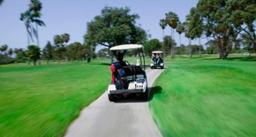 Texas Golfer Killed In Cart Crash At California Resort