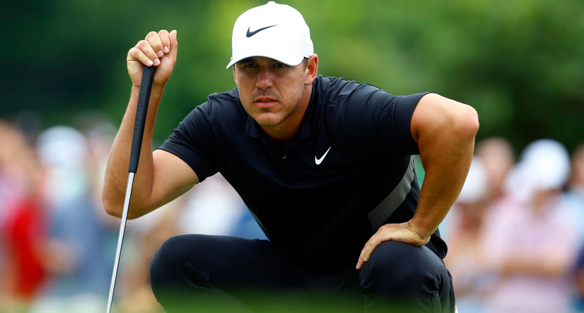 Koepka's Stem Cell Procedure Had Him Screaming In Pain