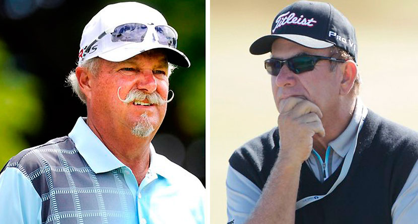 Kostis, McCord Out On CBS Golf Broadcast Team
