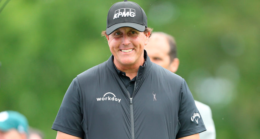 Mickelson Hilariously Trash Talks Bryson In Instagram Comments