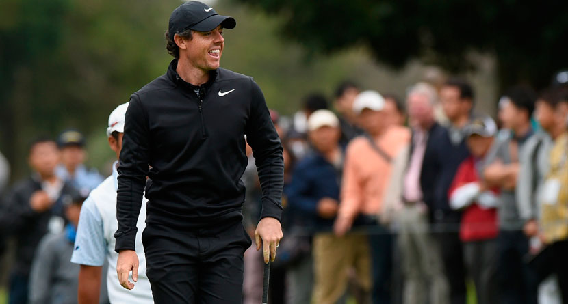 McIlroy Takes A Jab At U.S. Ryder Cup Team