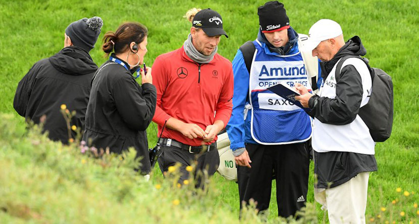 Siem DQs Himself After Rules Gaffe Results In 10 Penalty Strokes