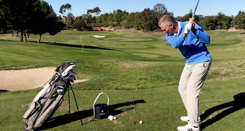 Fix Your Slice With The Lee Trevino Drill