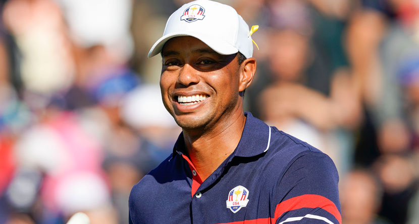 "Tiger Writing A Memoir, Calls It His ""Definitive Story"""