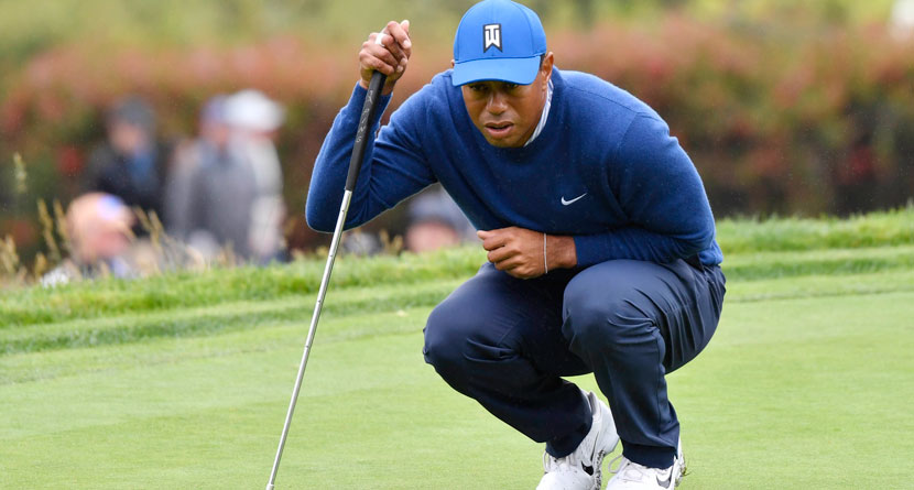 Tiger Partners With Golf-Entertainment Company PopStroke